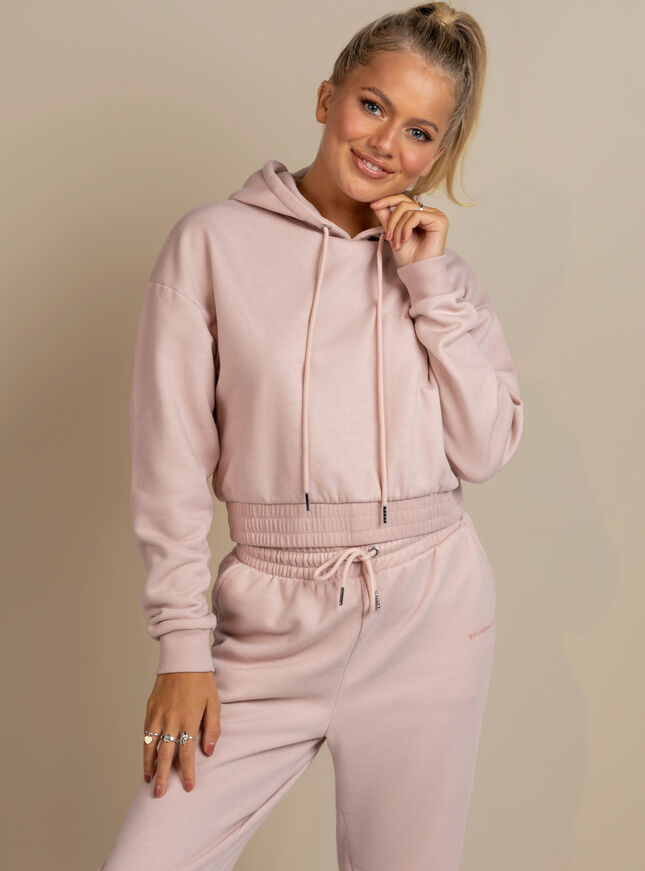Boux lounge washed hoodie