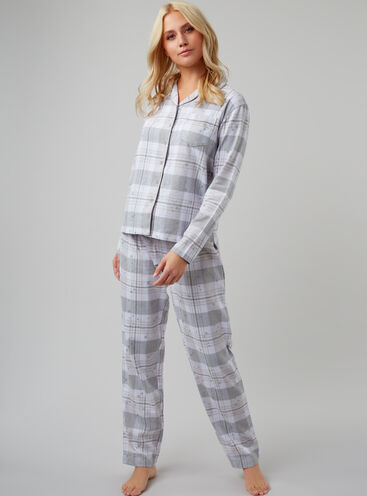 Star check PJs in a bag