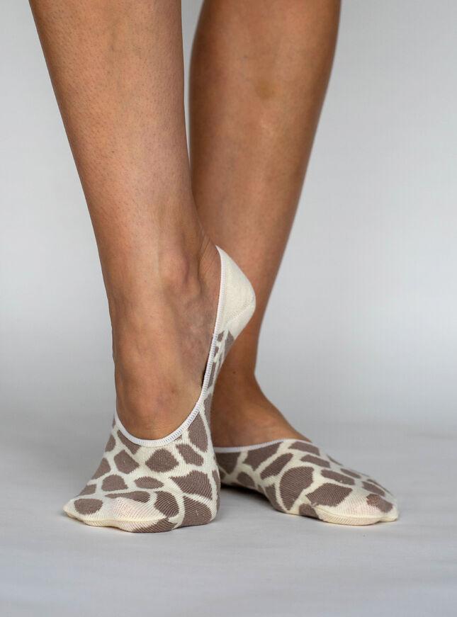 3 pack giraffe footsies