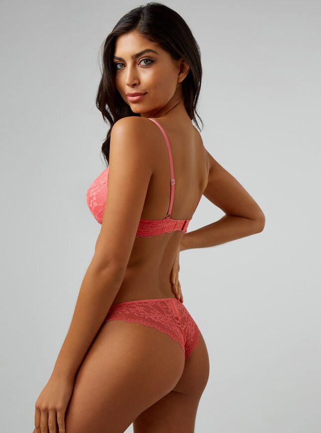 Mollie lace thong