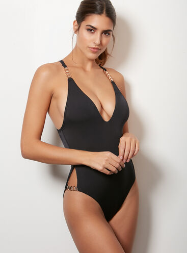 Palma chain swimsuit