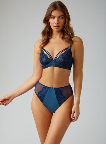 Felicia high-waisted briefs