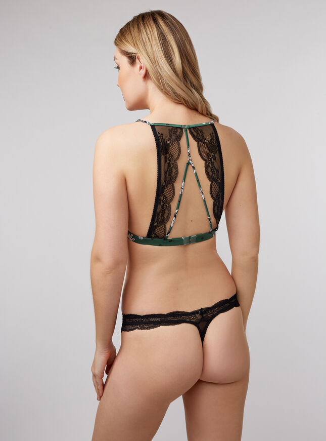 Romilly triangle bra
