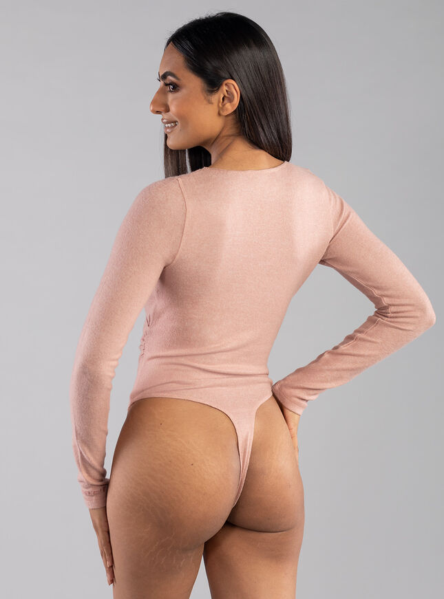 Sia lounge long sleeved body
