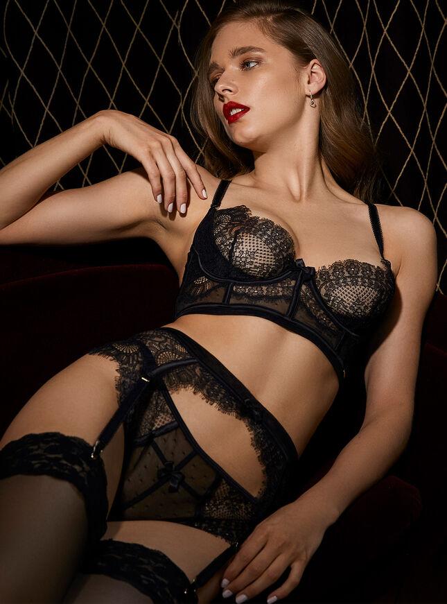 Marnie plunge lingerie set