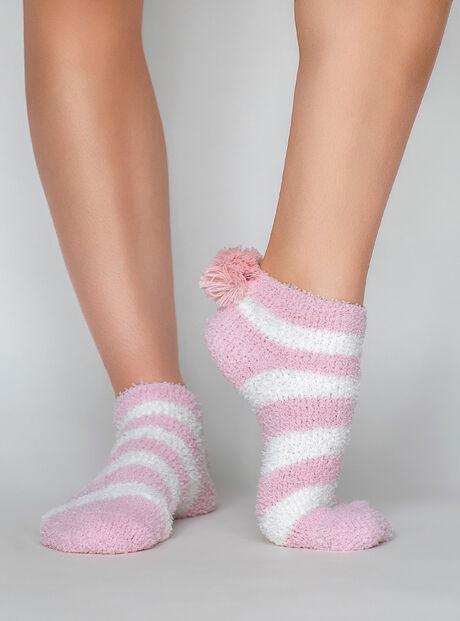 Spot cosy trainer socks