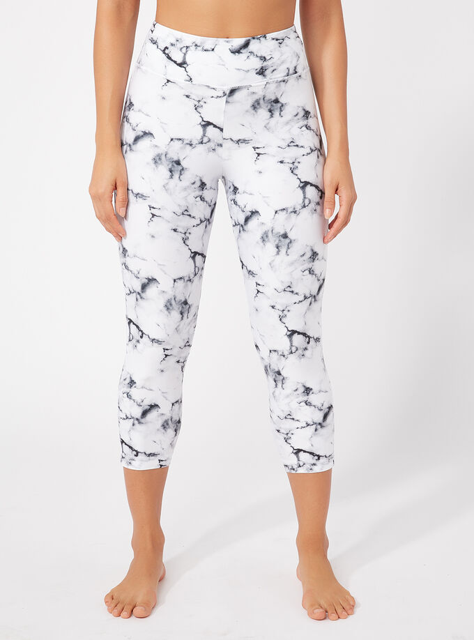 bb7a6bd662fb Activewear Printed Cropped Leggings