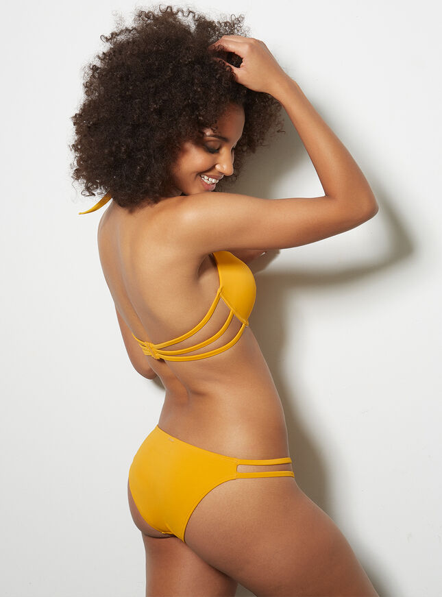 Argentina strappy bikini top