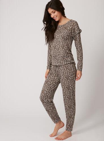 Leopard twosie
