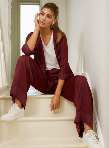 Jerry long pyjama set
