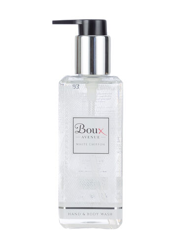 White chiffon hand & body wash 225ml