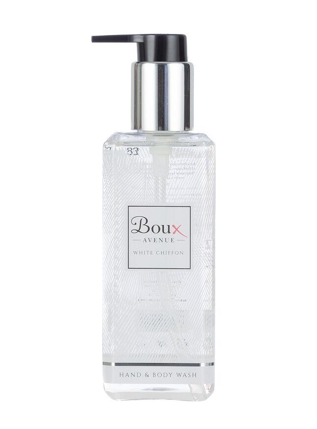 White chiffon hand & body wash 225ml