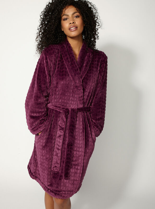Clara Dressing Gown Boux Avenue