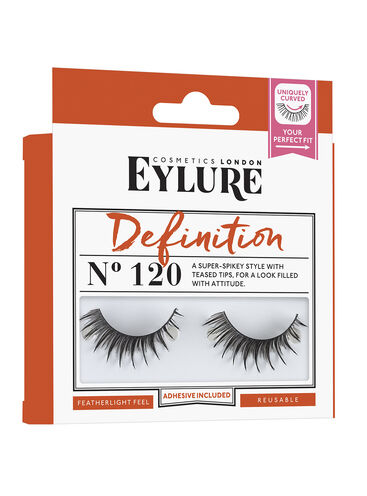 Eyelure definition eyelashes No. 120