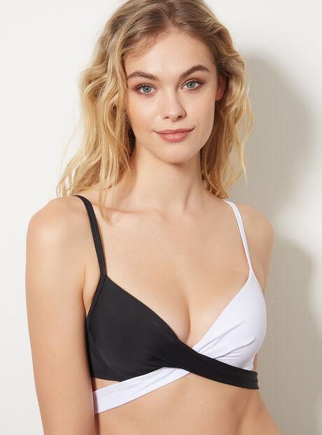 Santiago bikini top