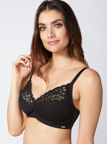 Alice non-wired full support bra