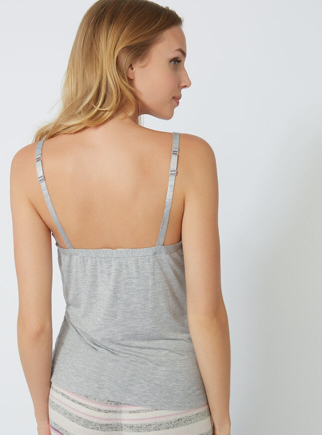 Secret support camisole