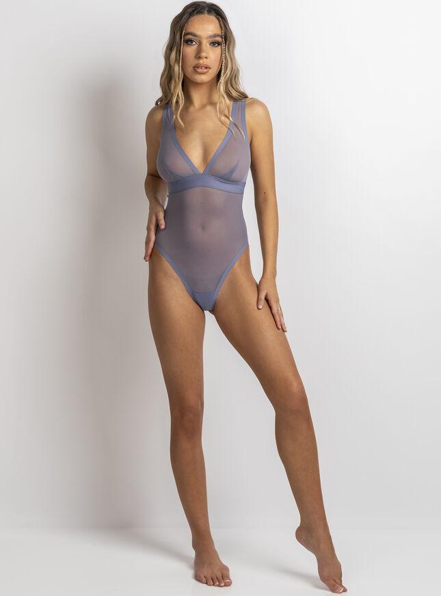 Boux lounge mesh body