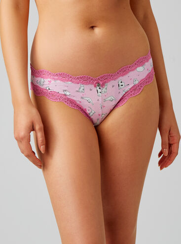 Tatiana cat Brazilian briefs