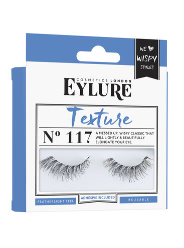 Eyelure texture eyelashes No. 117