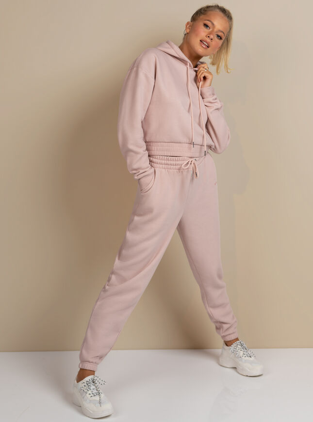 Boux lounge washed jogger