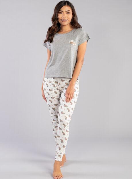 Brunch club pyjama set