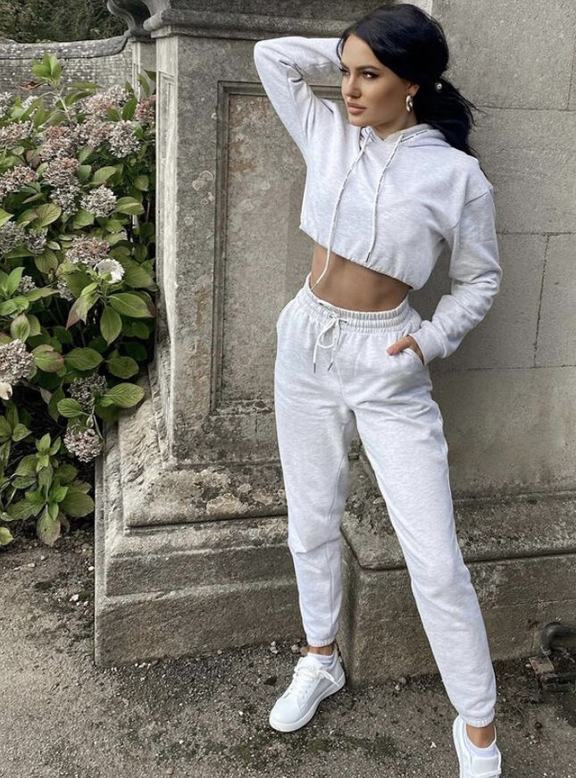 Boux Lounge hoodie