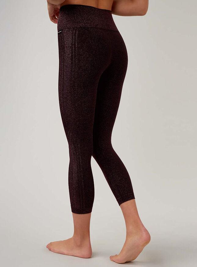 Boux Sport lurex 7/8 leggings