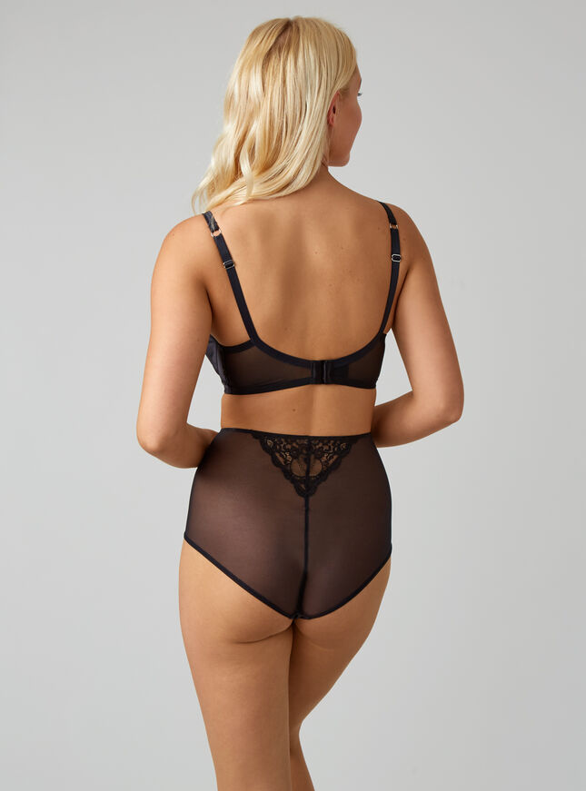 Gabriella high-waisted briefs
