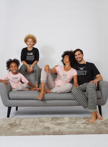 'The Boss' family pyjama set
