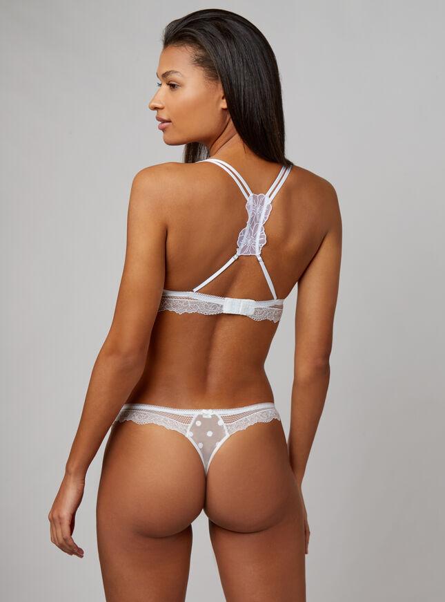 Rosabel spot thong