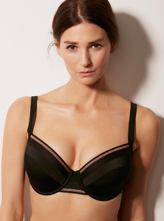Paphos full support bikini top