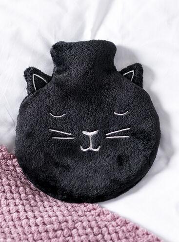 Cat hot water bottle