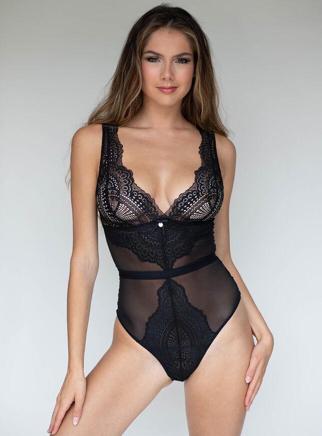 Darcie lace body