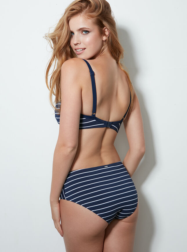Maldives midi bikini briefs