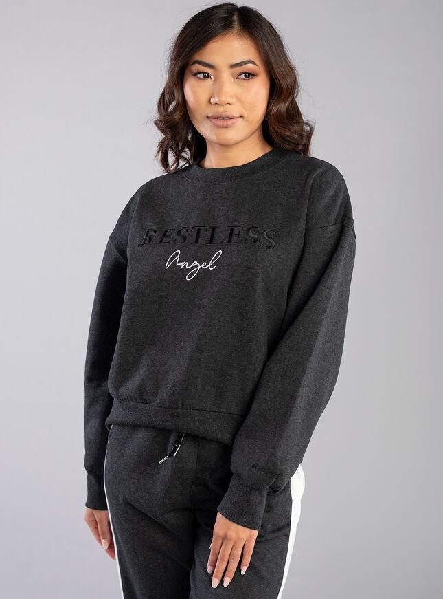 Restless angel sweatshirt