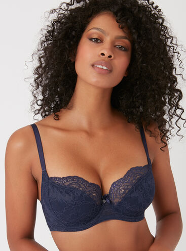Rosie full support balconette bra