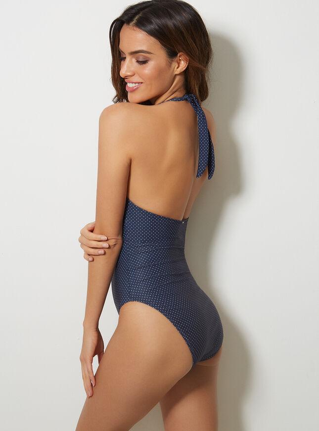 Spotty swimsuit