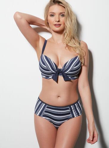 Boston midi bikini briefs