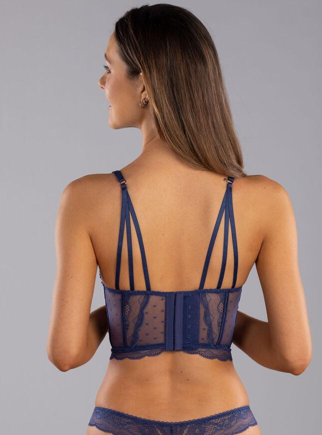 Nettie longline lingerie set