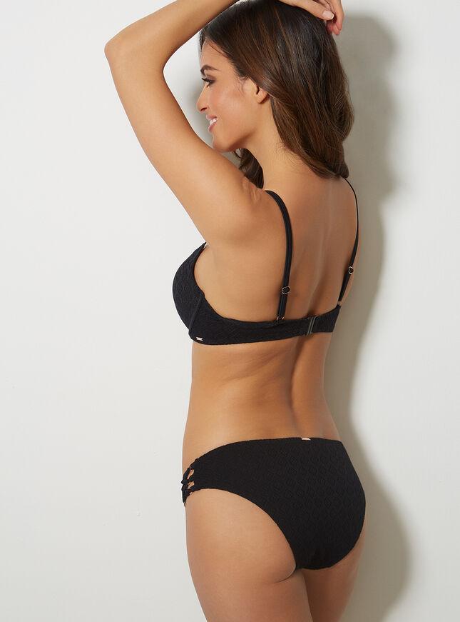 Monaco crochet bikini briefs