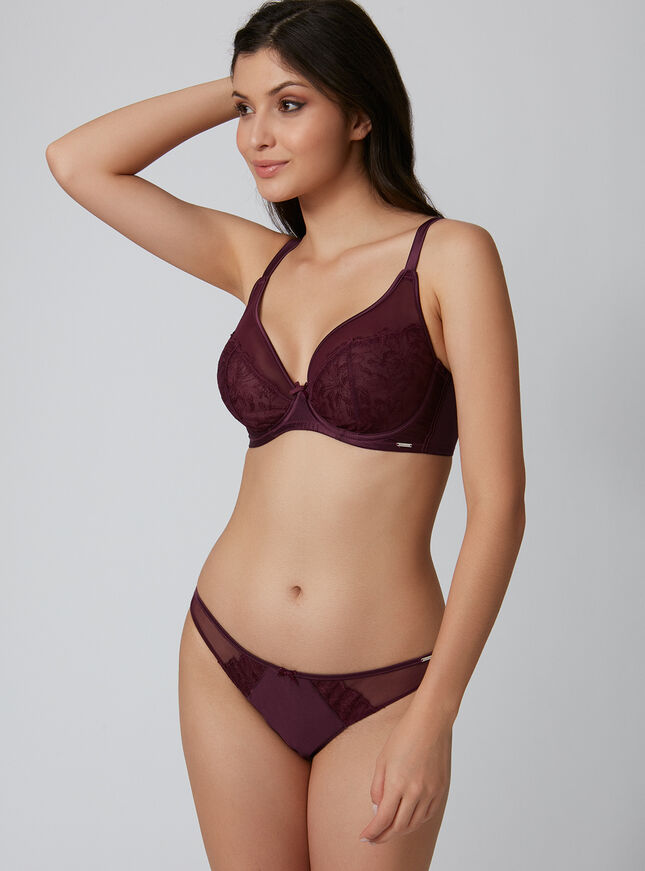 Lindy embroidered briefs