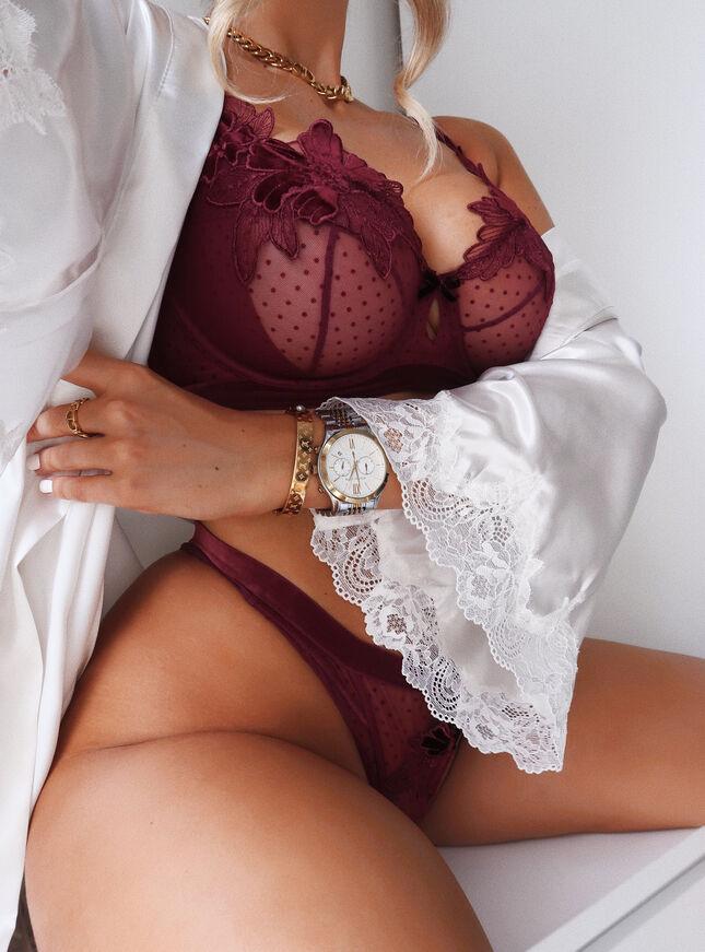 Marisa balconette bra