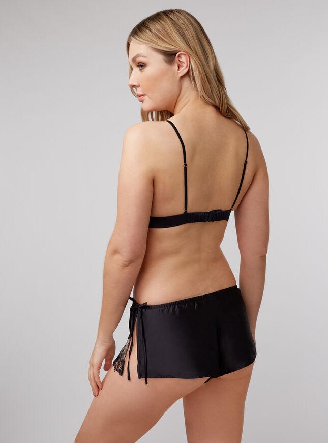 Bouxtique by Boux Avenue guipure lace bralette and shorts set