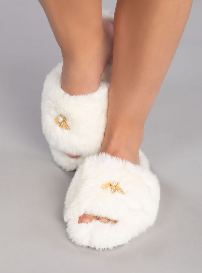 Bee slippers