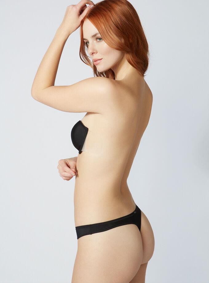 15f95a742e8eb Backless strapless bra. Model wears size SZ 3