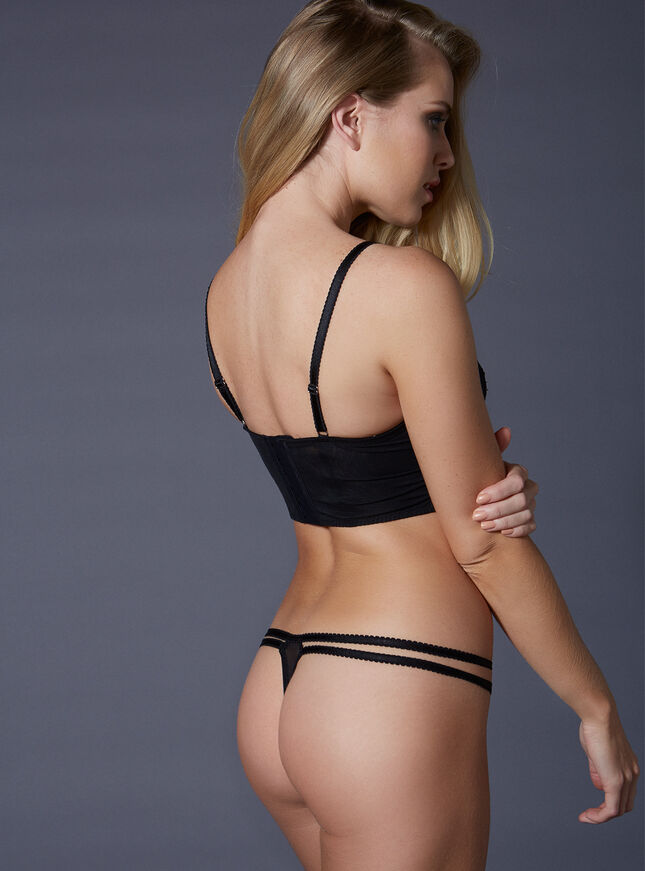 Odette strappy thong