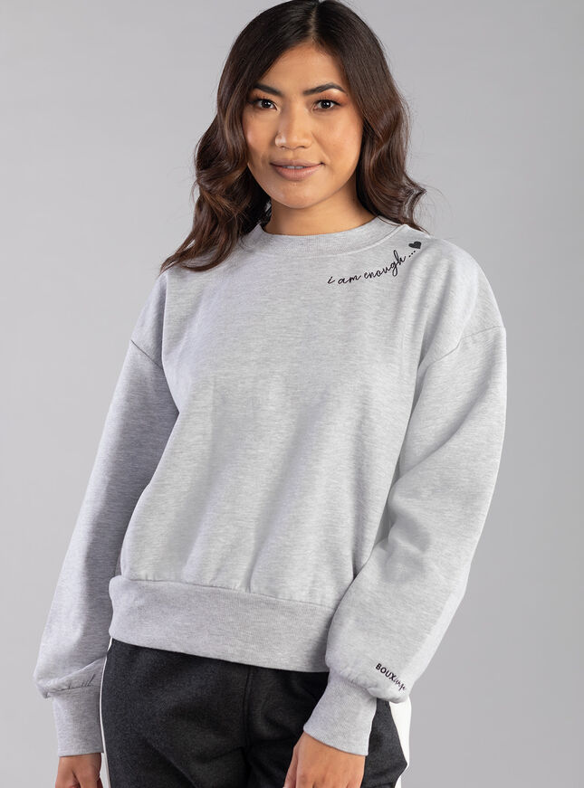 I am enough sweatshirt