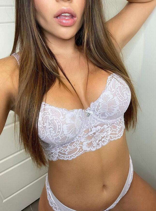 Rowena longline bra