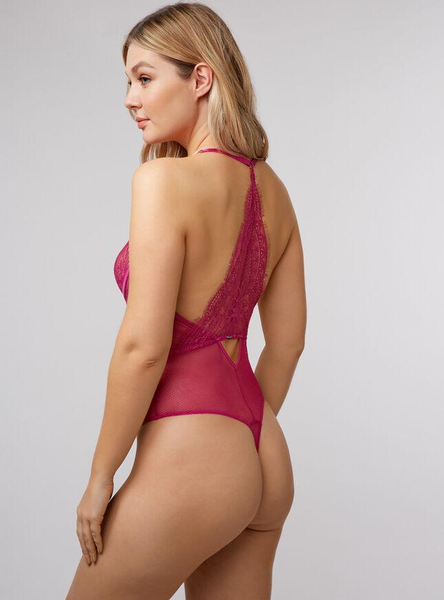 Hallie thong body